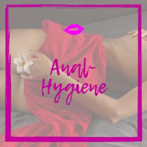 Analhygiene