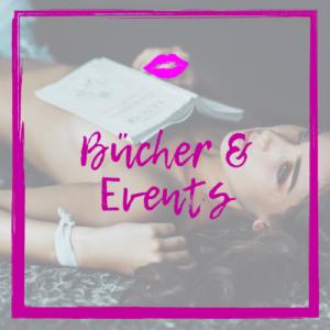 Bücher und Events